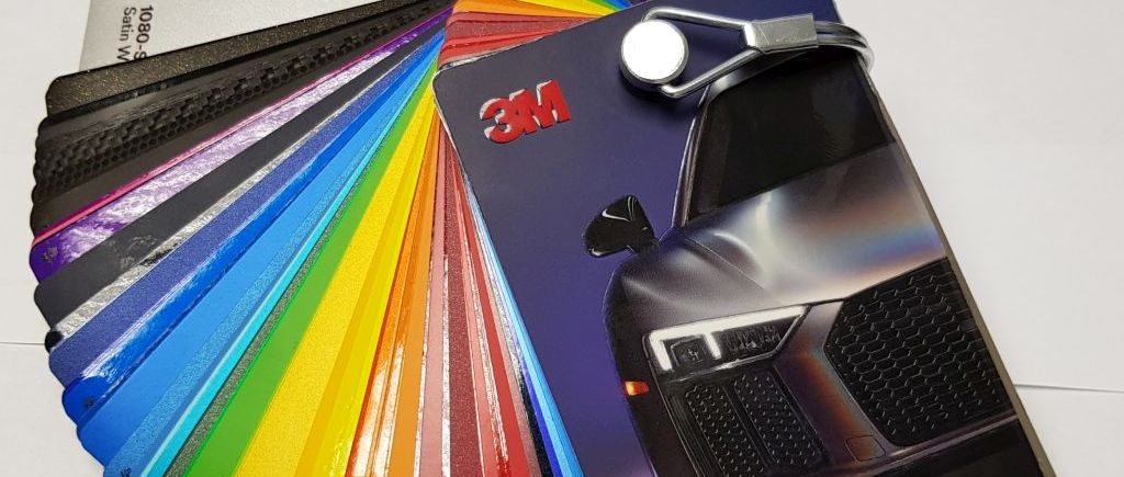 3M Wrap Film 1080 2080 Series